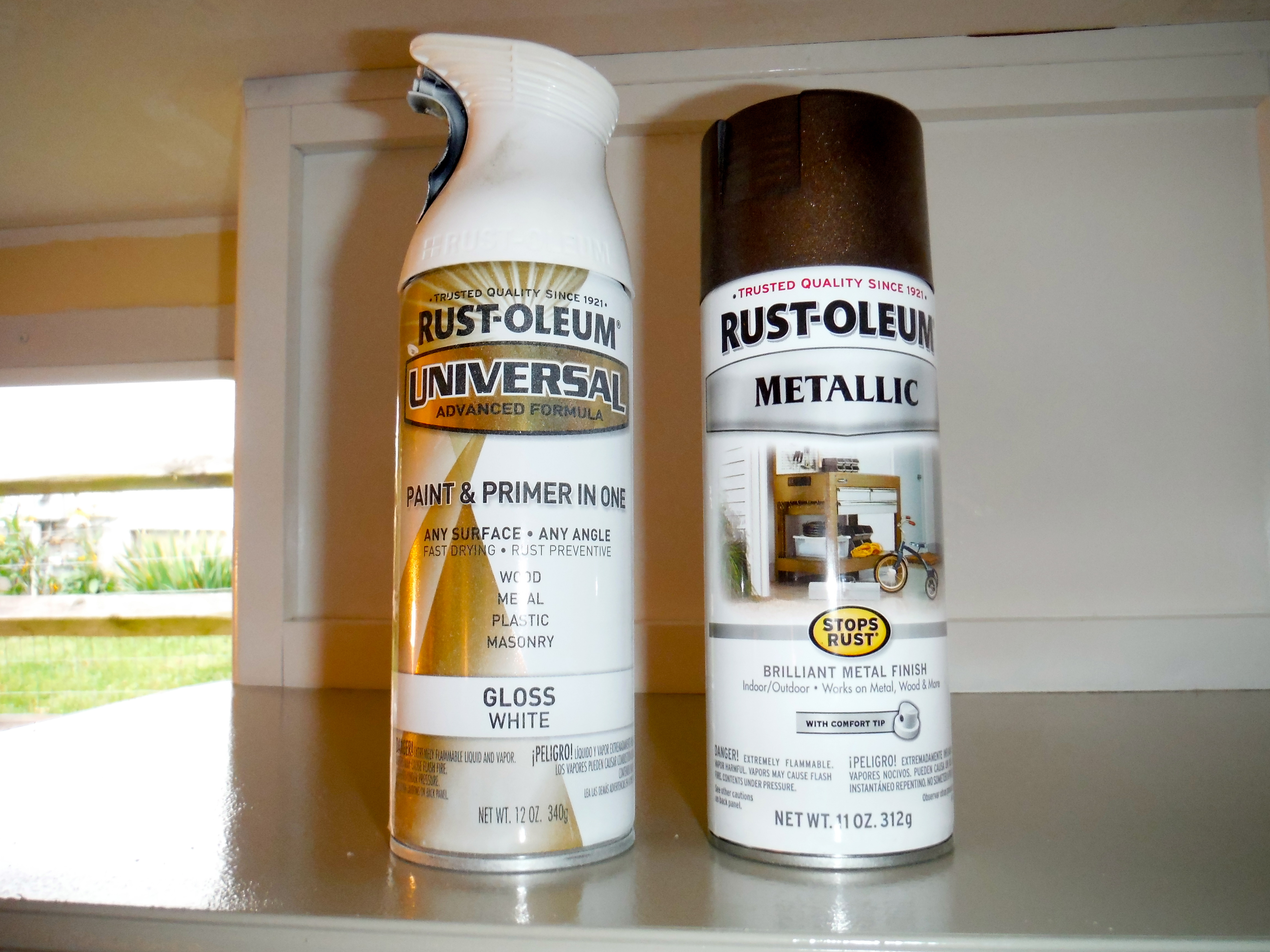 Home Depot Rustoleum Cabinet Family 1 Thrifty Thing